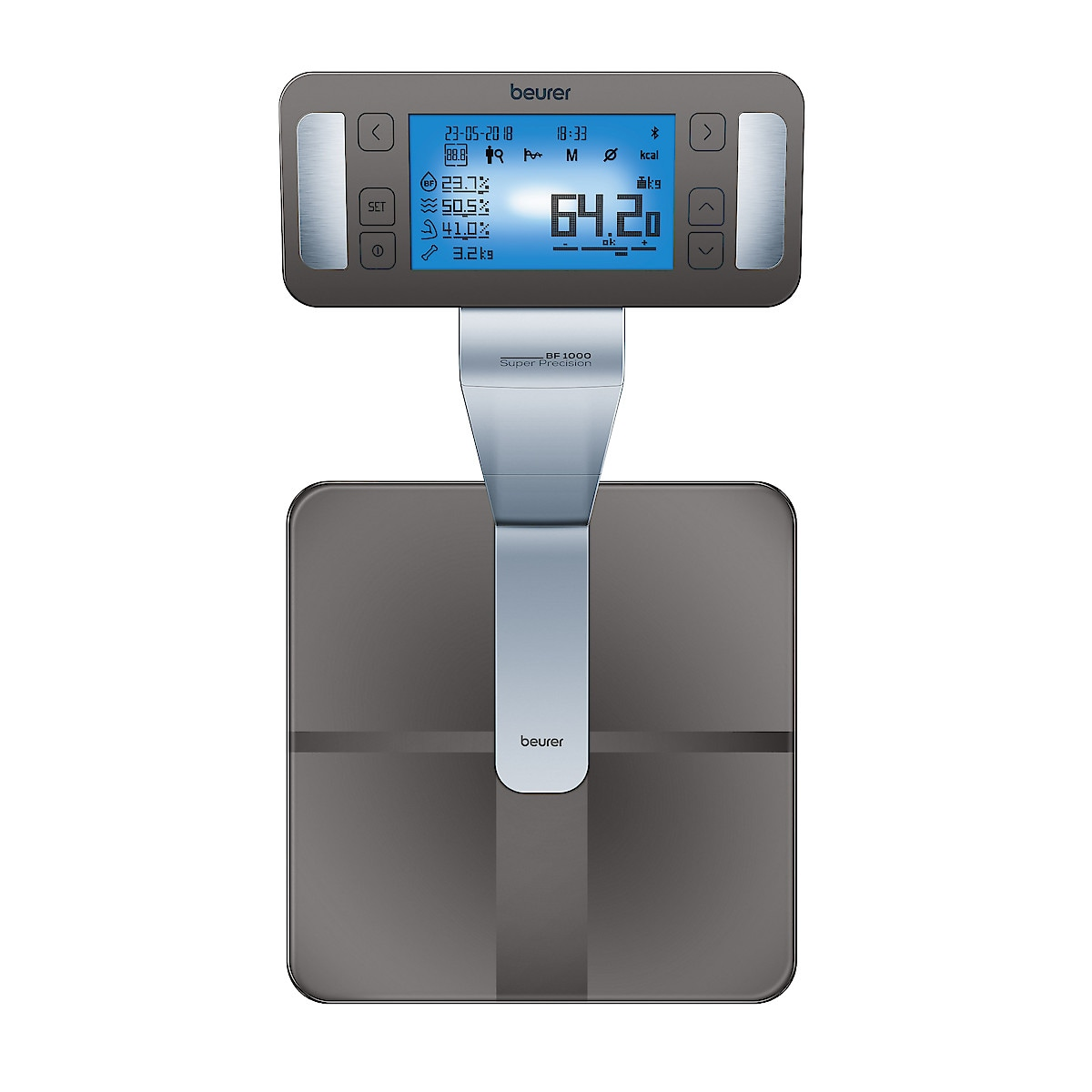 BMI Beurer BF 1000 Super Precision Bathroom Scale