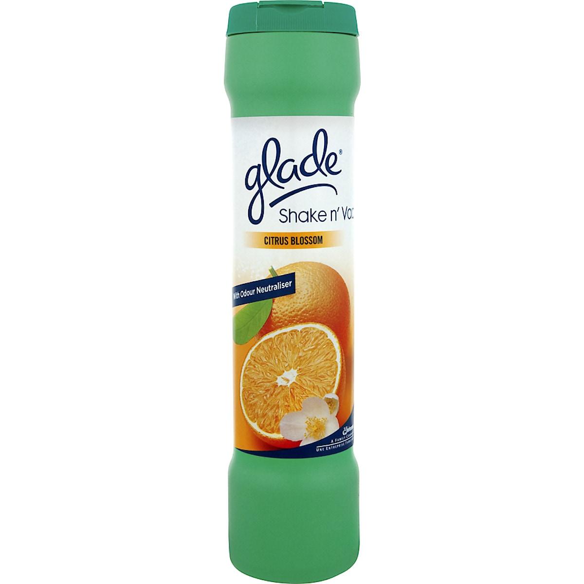 Glade Shake n' Vac Citrus Blossom