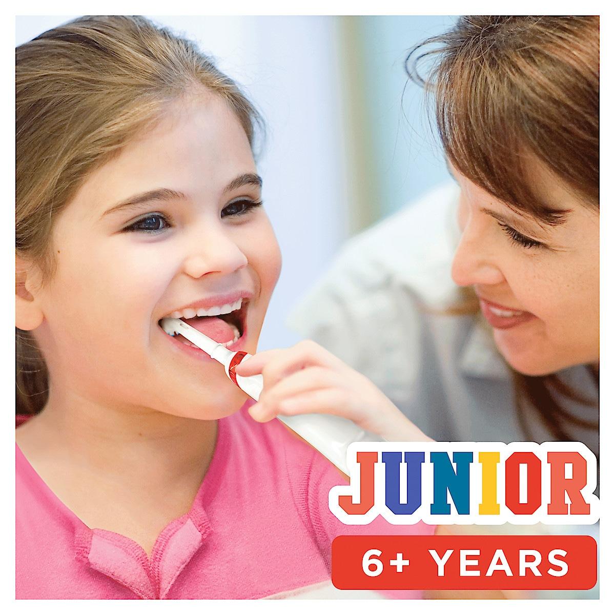 Oral-B Junior, eltannbørste