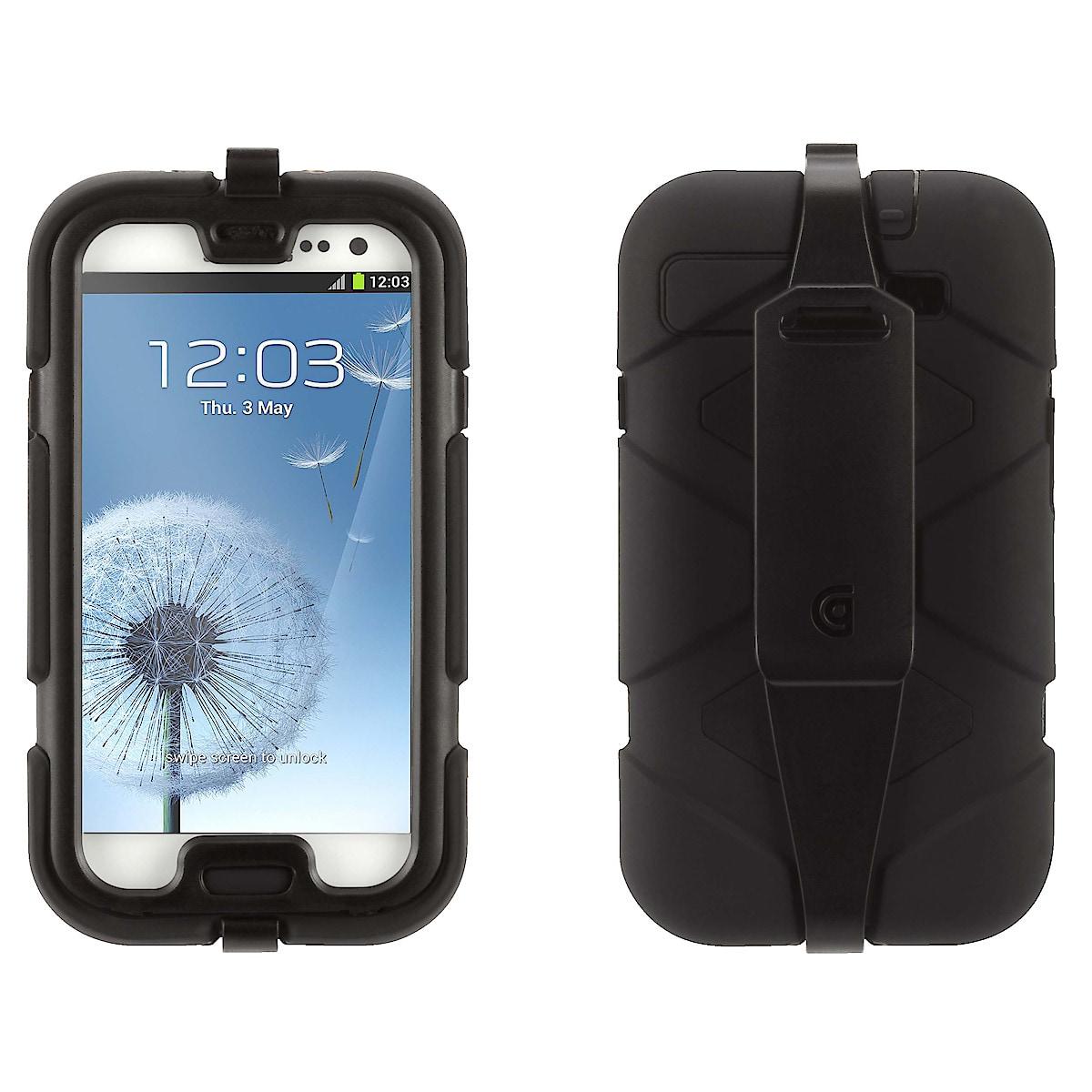 Mobilskal för Samsung Galaxy S4, Griffin Survivor