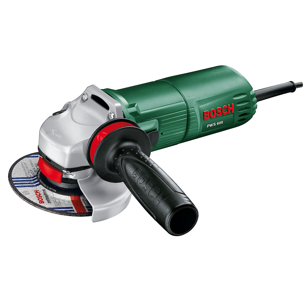 Bosch PWS 600 Angle Grinder