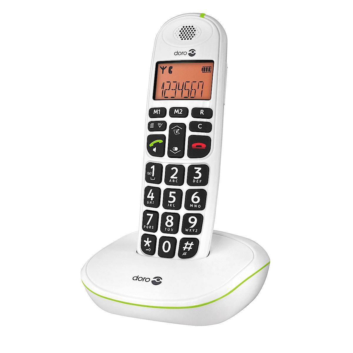 Langaton puhelin Doro PhoneEasy 100w