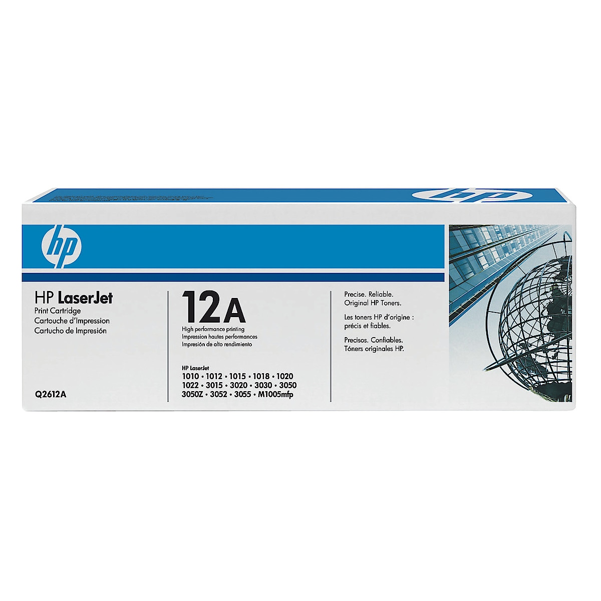 Värikasetti HP 12A