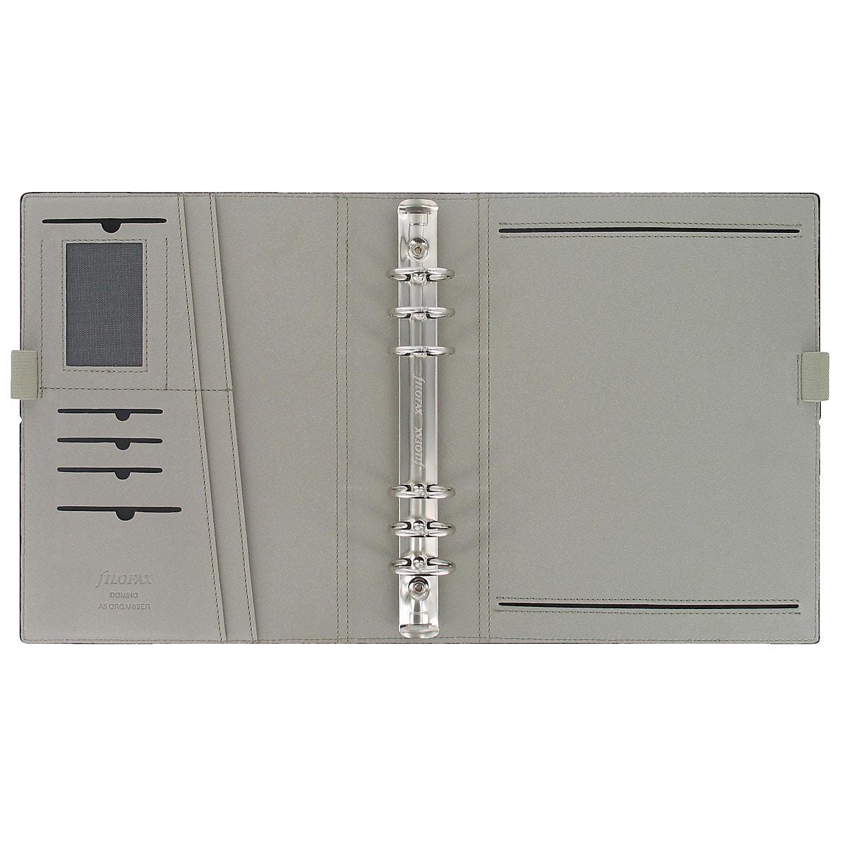 Järjestelmäkalenteri Filofax Domino A5