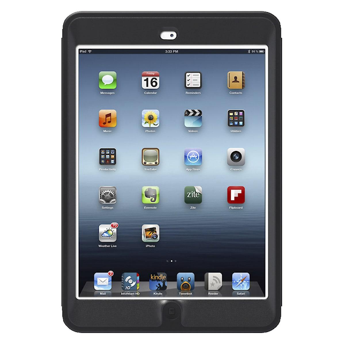 Otterbox Defender deksel til iPad mini