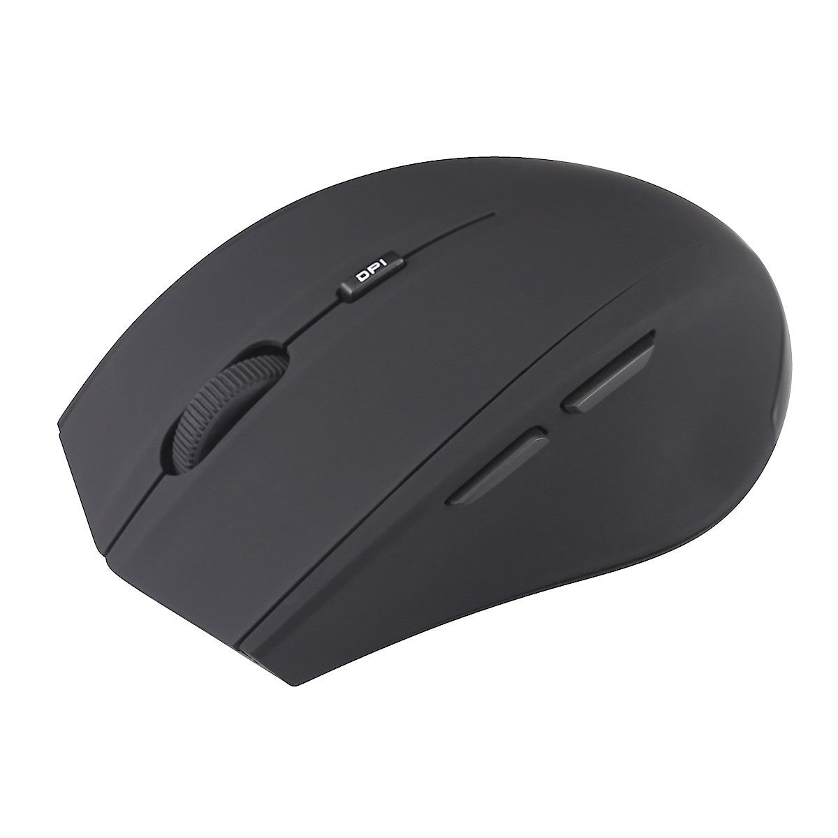 Exibel trådløs optisk mus