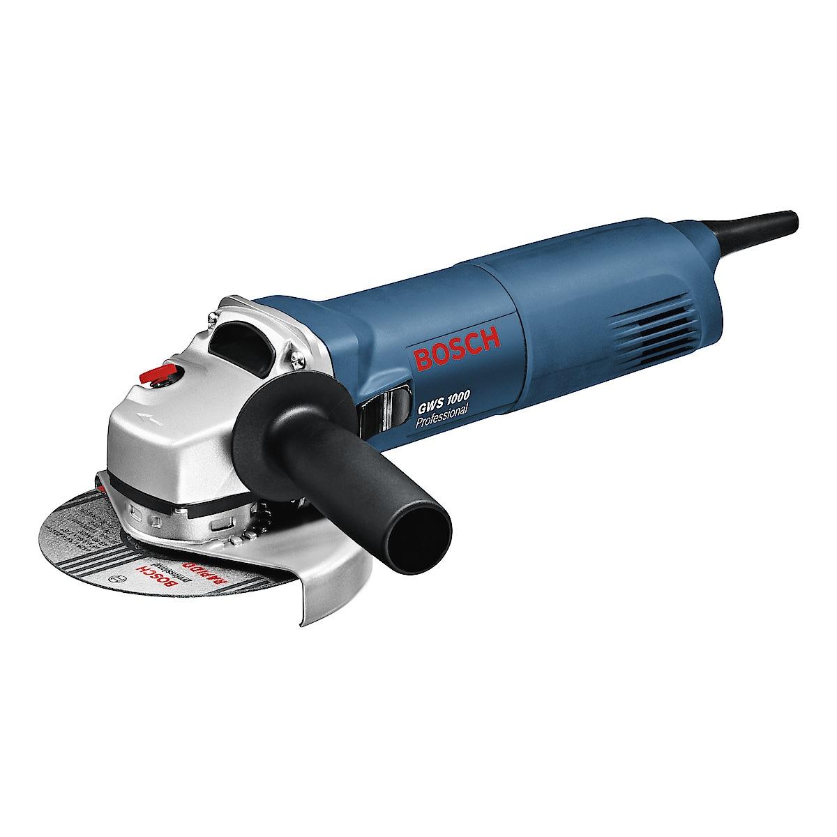 Vinkelslip Bosch GWS 1000 Professional