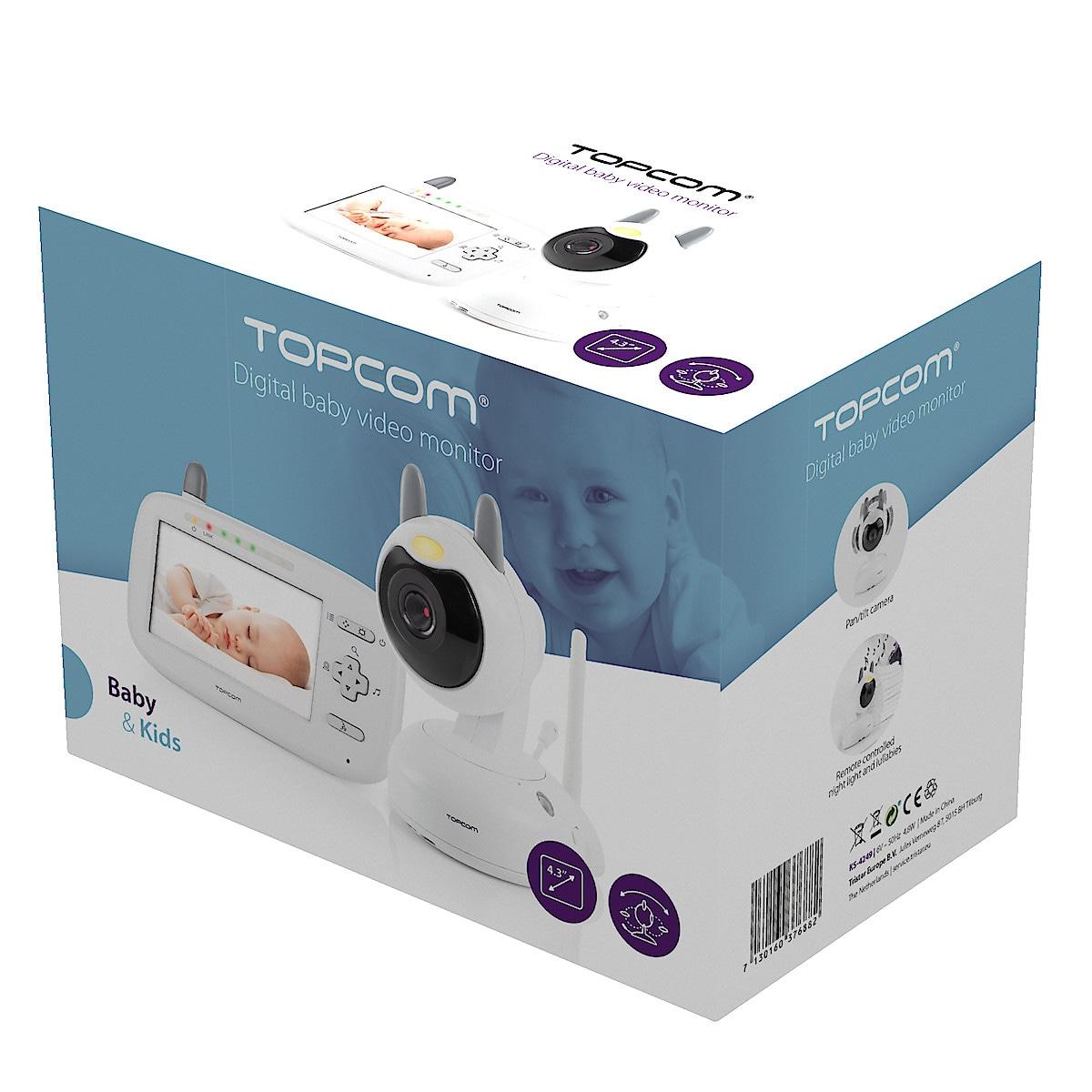 Babyvakt Topcom KS-4249