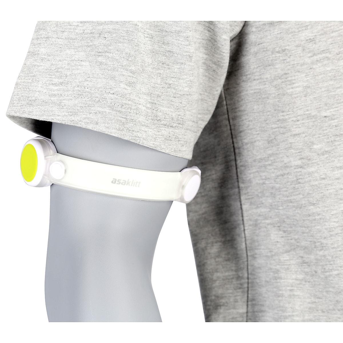 LED-lampa för arm, Asaklitt