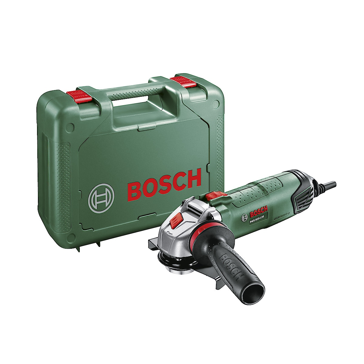 Vinkelslip Bosch PWS 850-125