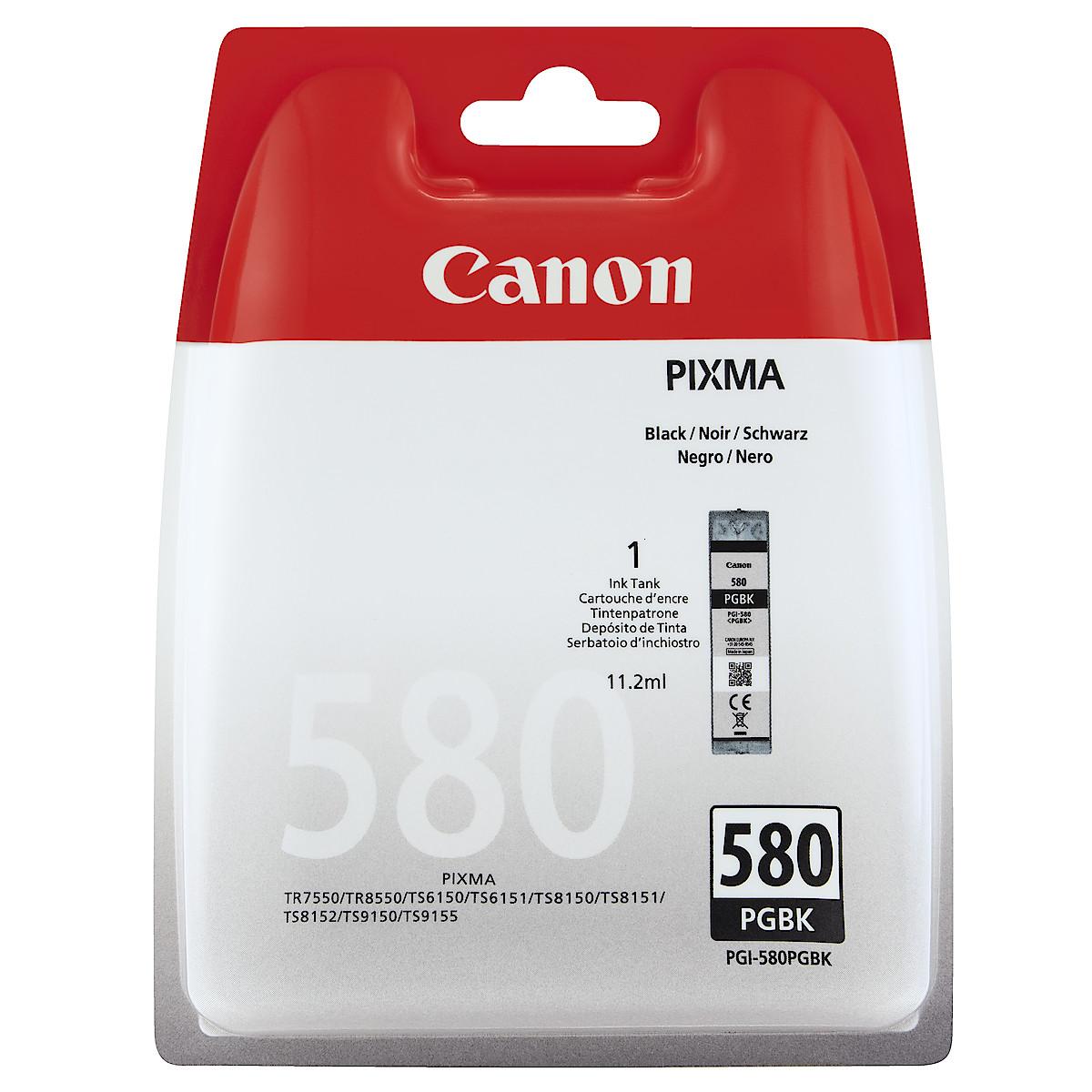 Blekkpatron Canon PGI-580/CLI-581