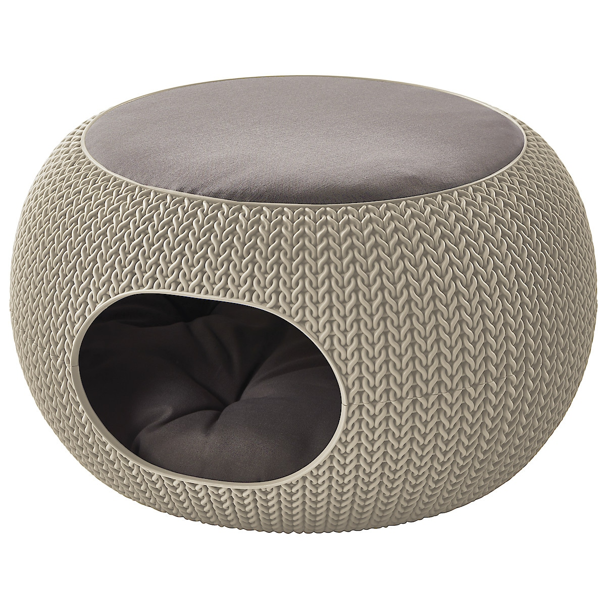 Eläimen peti Curver Cozy Pet Home
