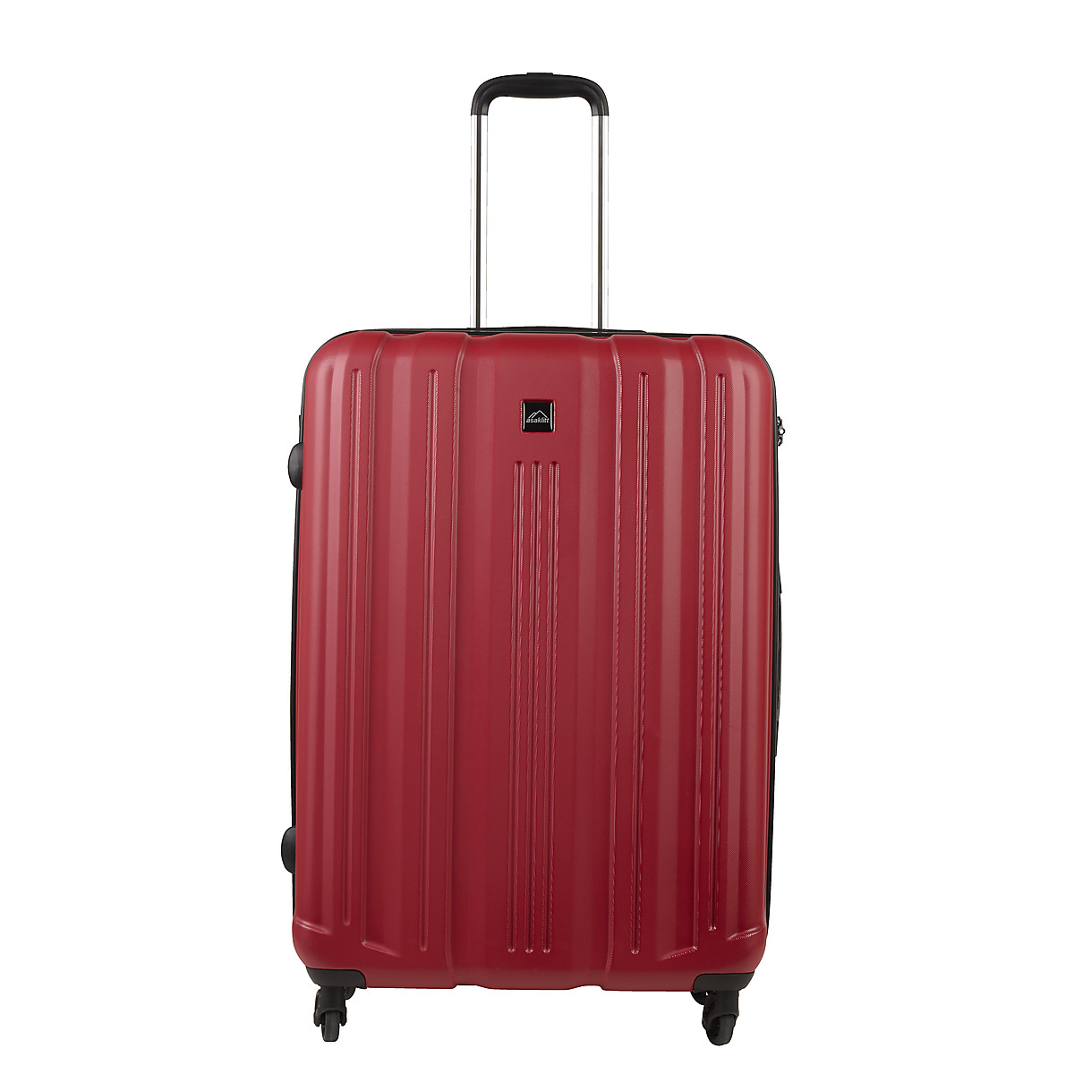 Resväska Asaklitt röd