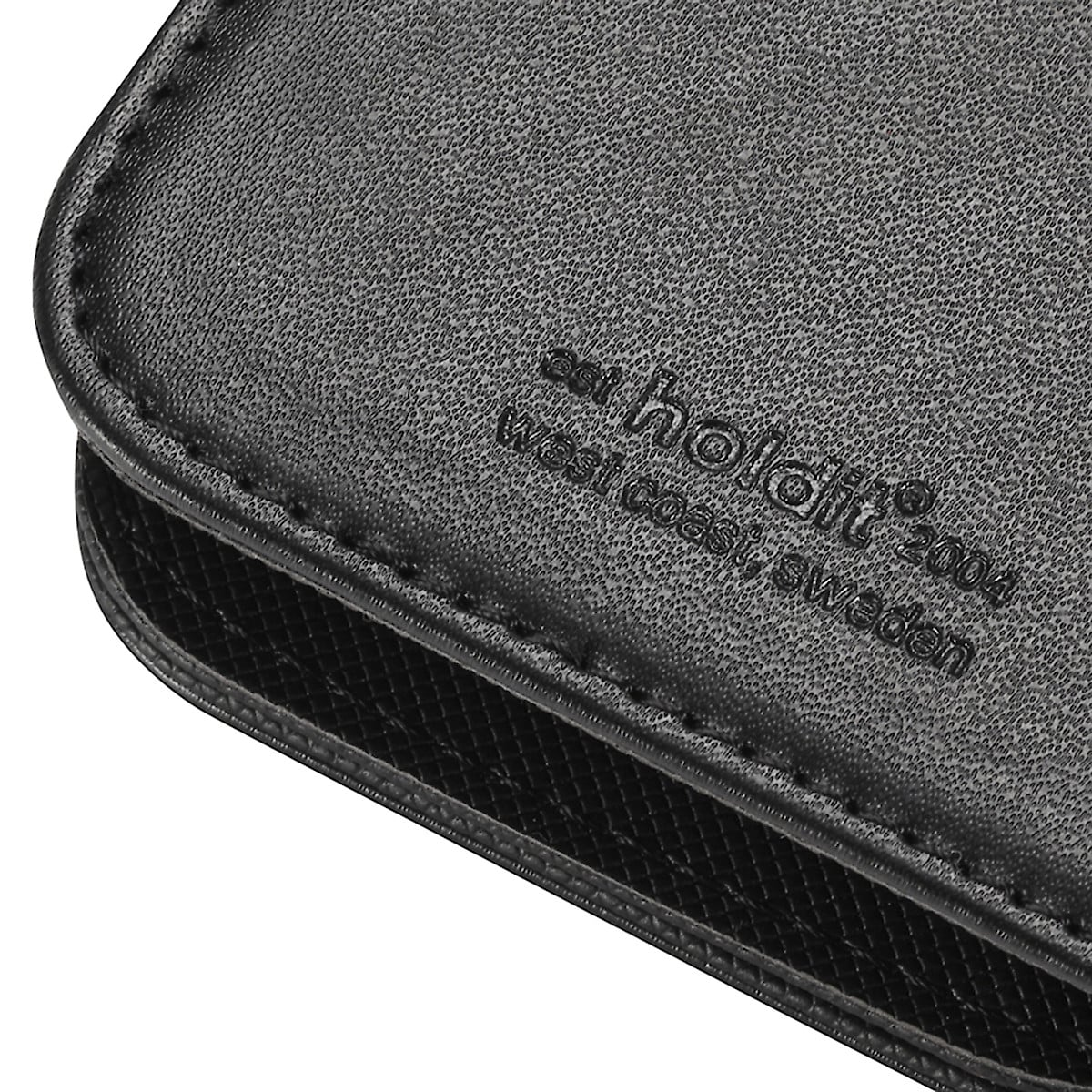 Holdit Wallet Case Extended Magnet for iPhone 11, lommebokfutteral