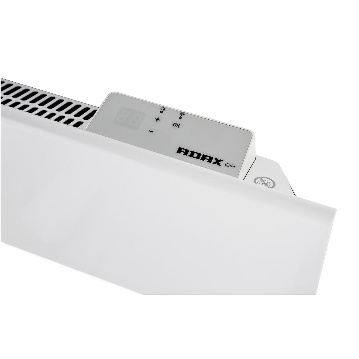 Adax Neo H12KWT 1200 W 230 V varmeovn med WiFi