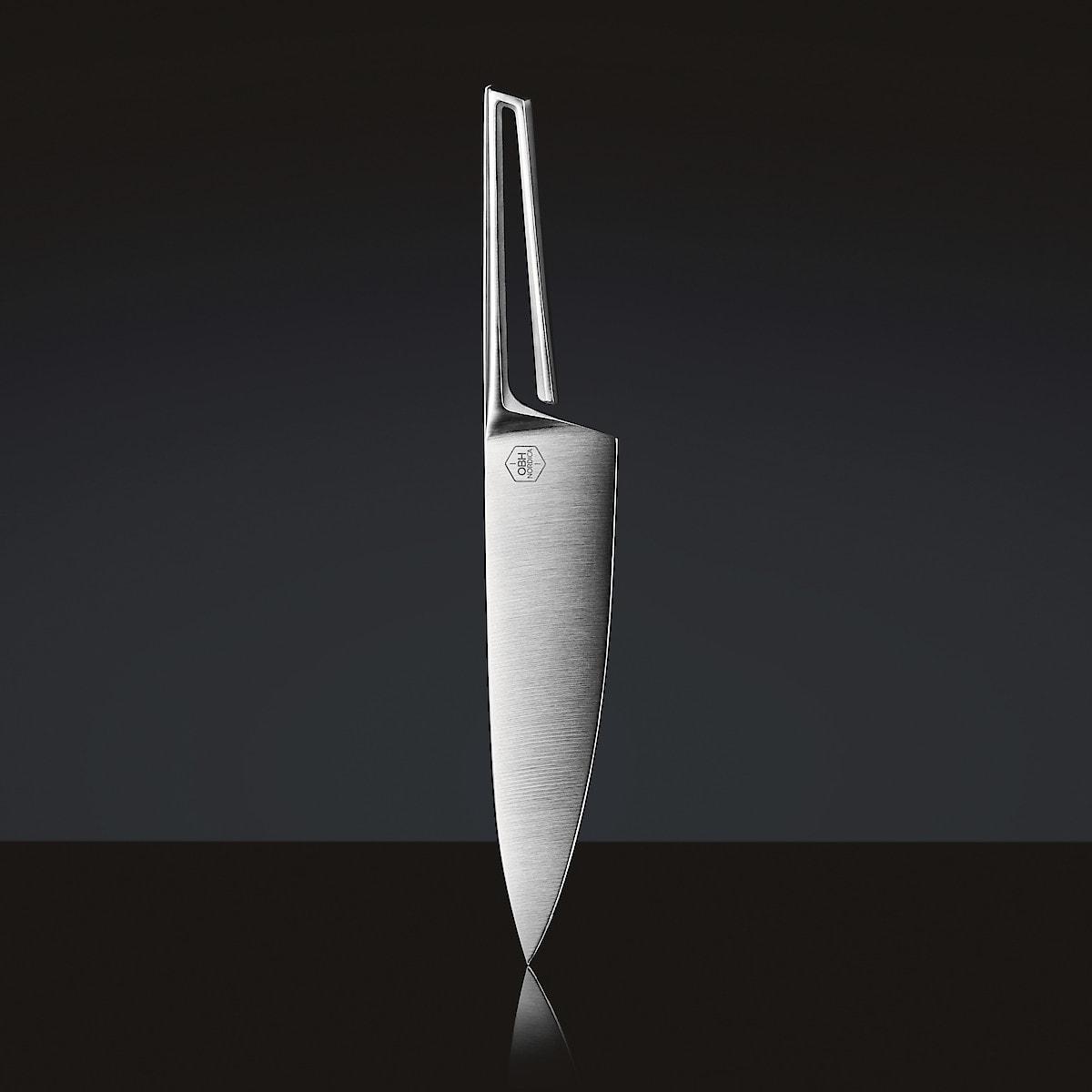 OBH Nordica, kokkekniv, 20 cm