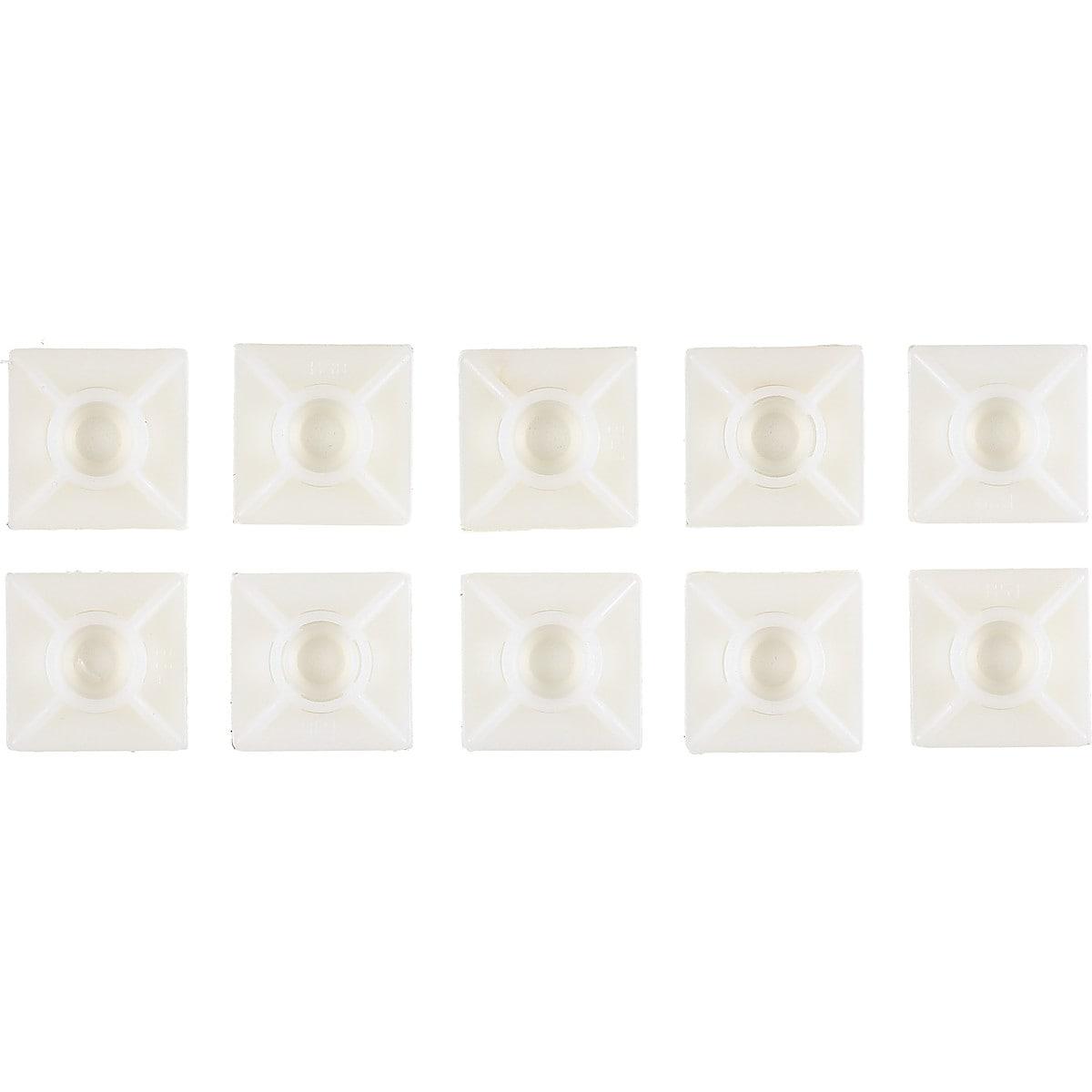 Buntebåndsanker 19 x 19 mm, 10-pack