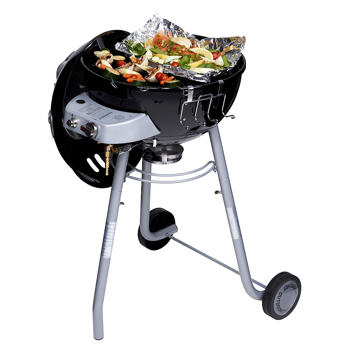 Gasolklotgrill Outdoorchef Porto