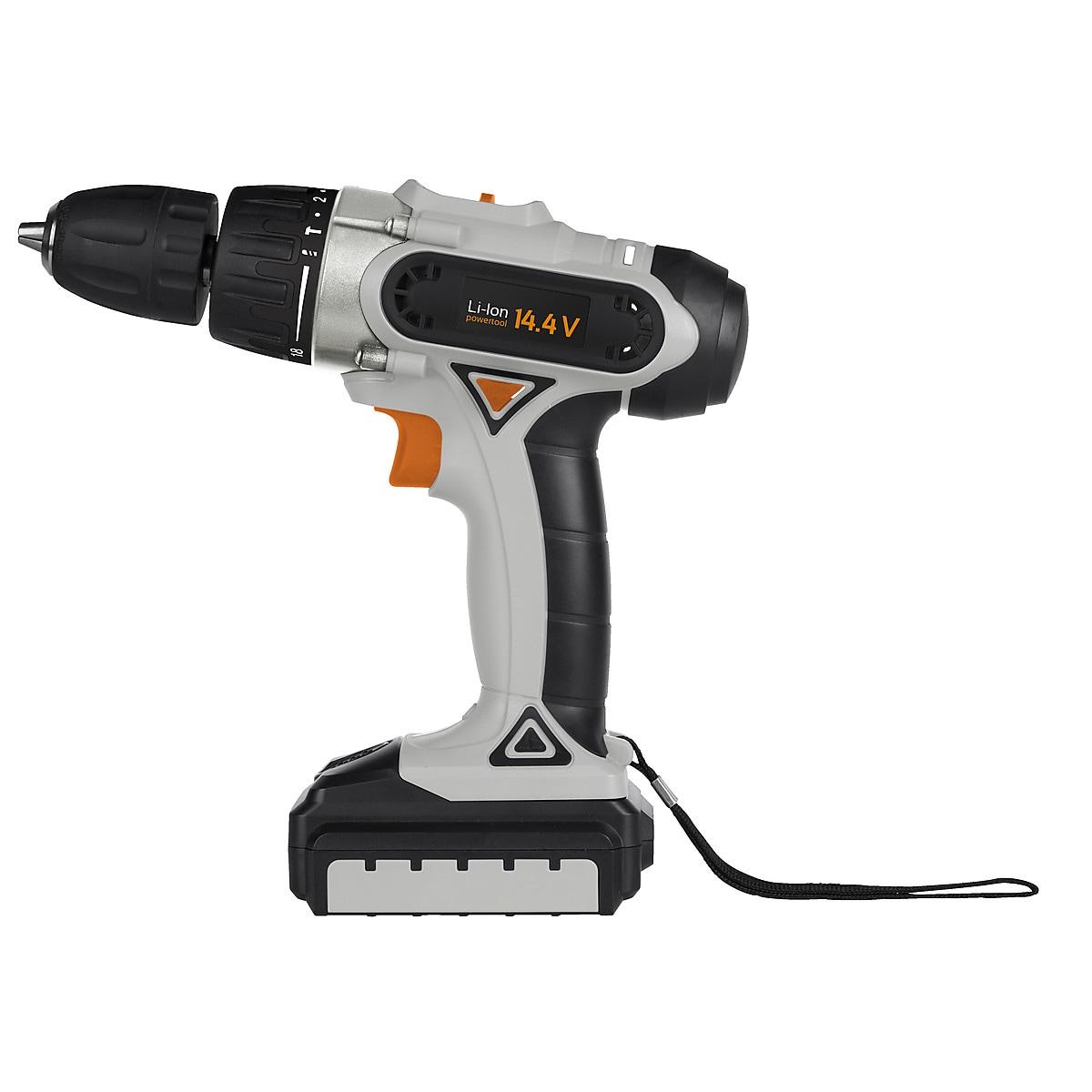 14.4 V Hammer Drill Driver