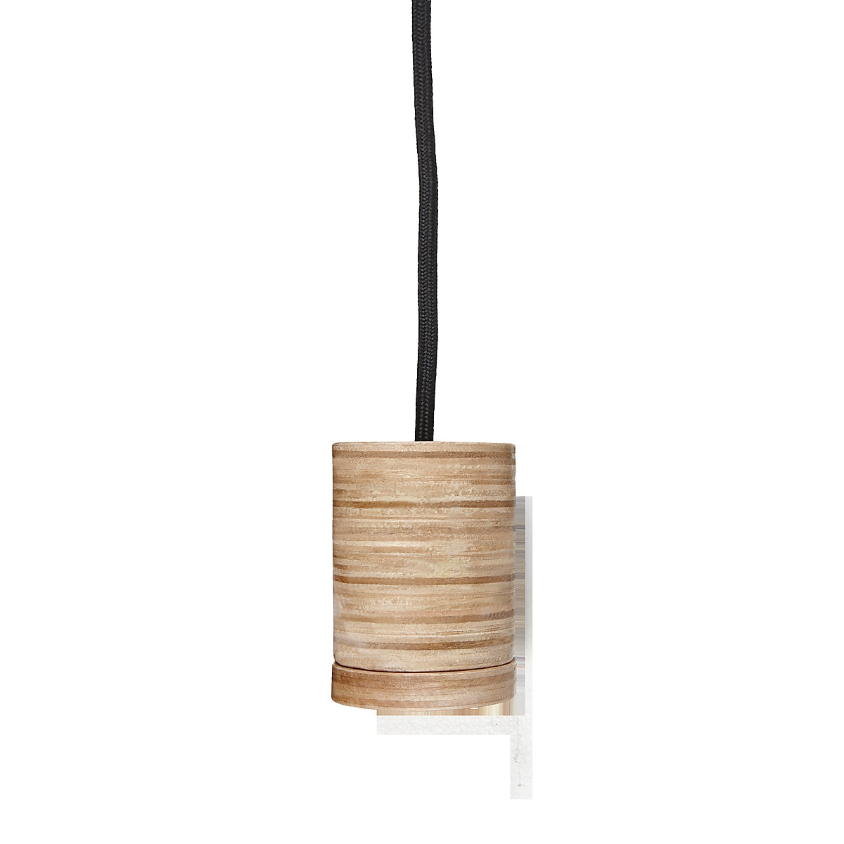 Lamphållare med tygklädd sladd Northlight