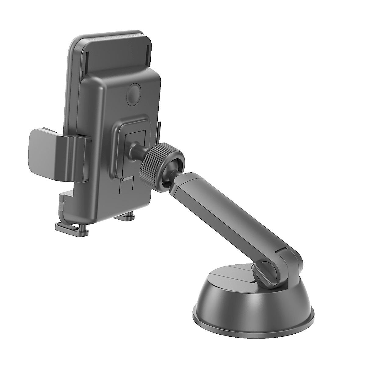 Telefonhållare med trådlös laddning (5 W) Celly Mountcharge