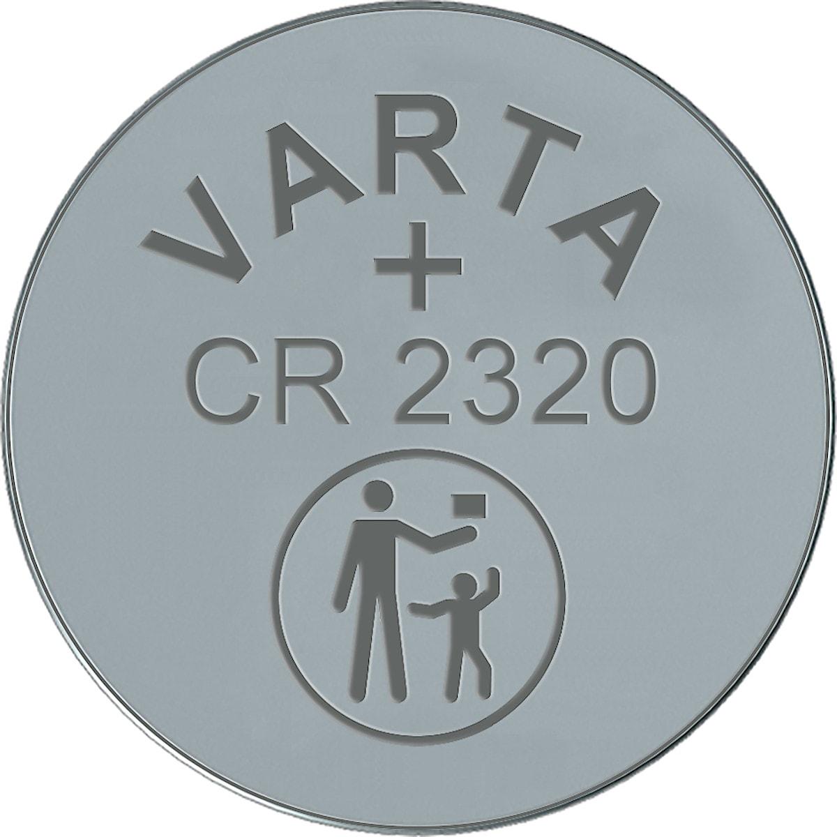 Litiumbatteri CR2320 VARTA