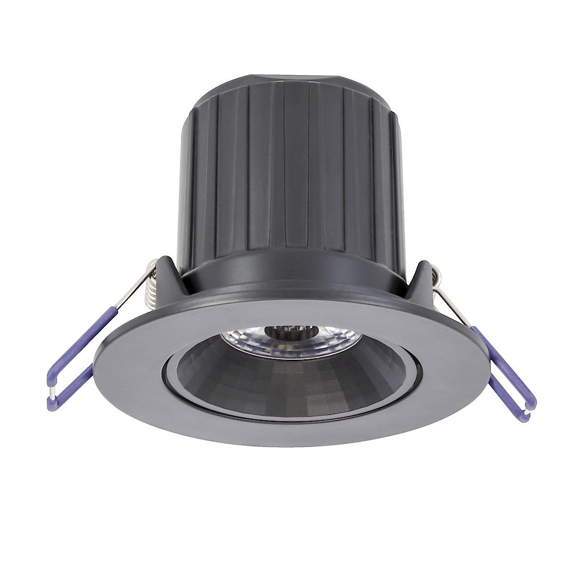Dimbar downlight LED 230 V