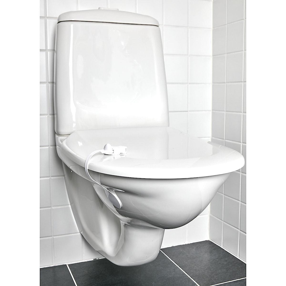 Lås till toalettlock