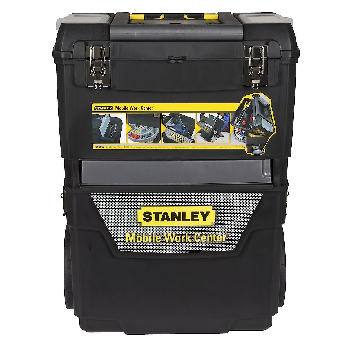 Stanley verktøyvogn