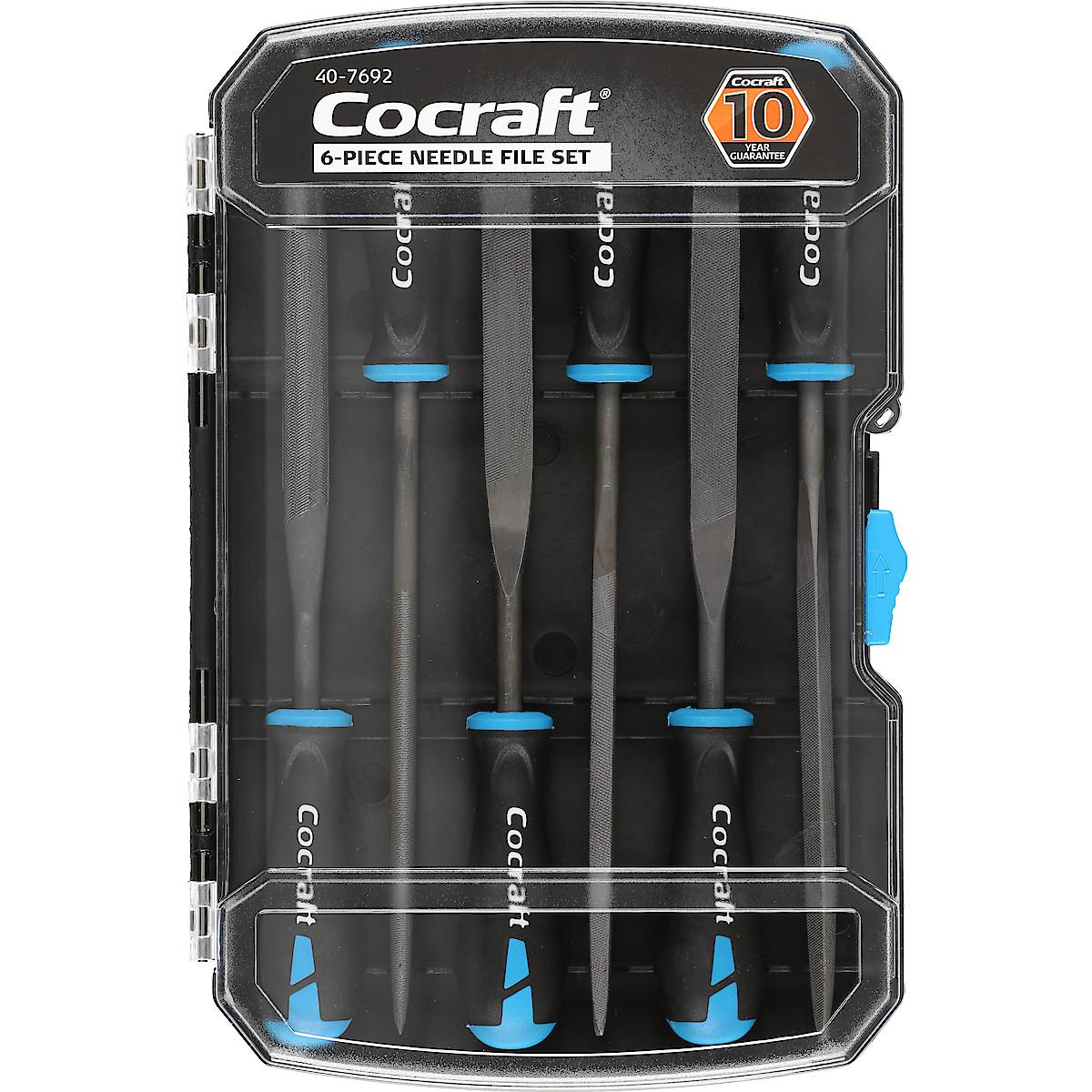 Cocraft filer, 6 deler
