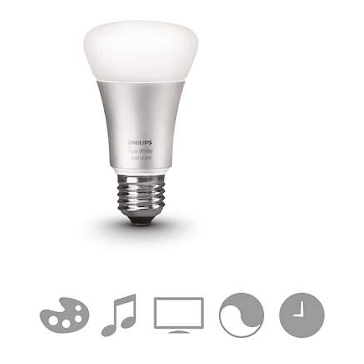Philips Hue White and Color Ambiance LED-lampa E27