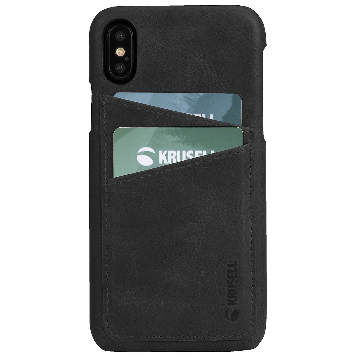 Skal för iPhone XS Max, Krusell Sunne Cover