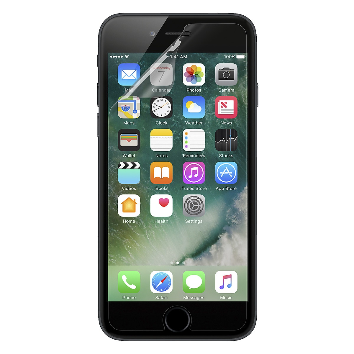 Belkin ScreenForce Transparent Screen skjermbeskytter for iPhone 7