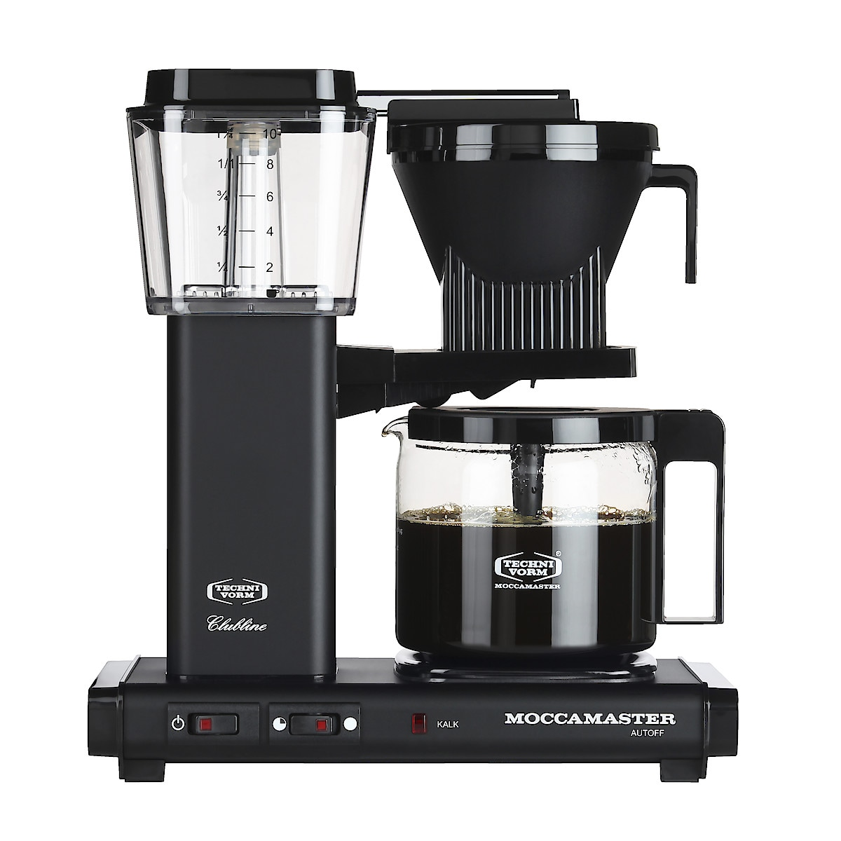 Moccamaster Clubline KBGC982AO kaffebryggare