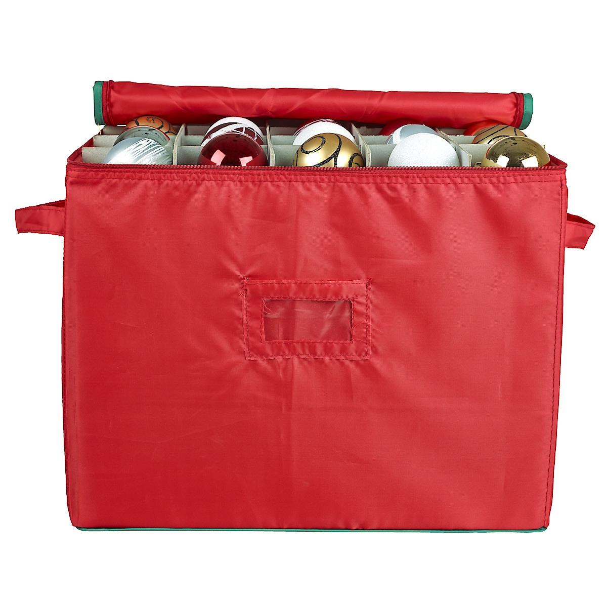Förvaringsväska för julkulor