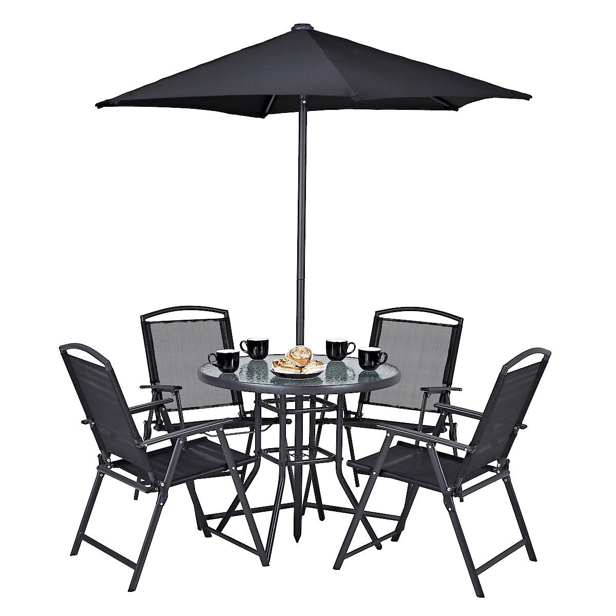 6-Piece Garden Furniture Set