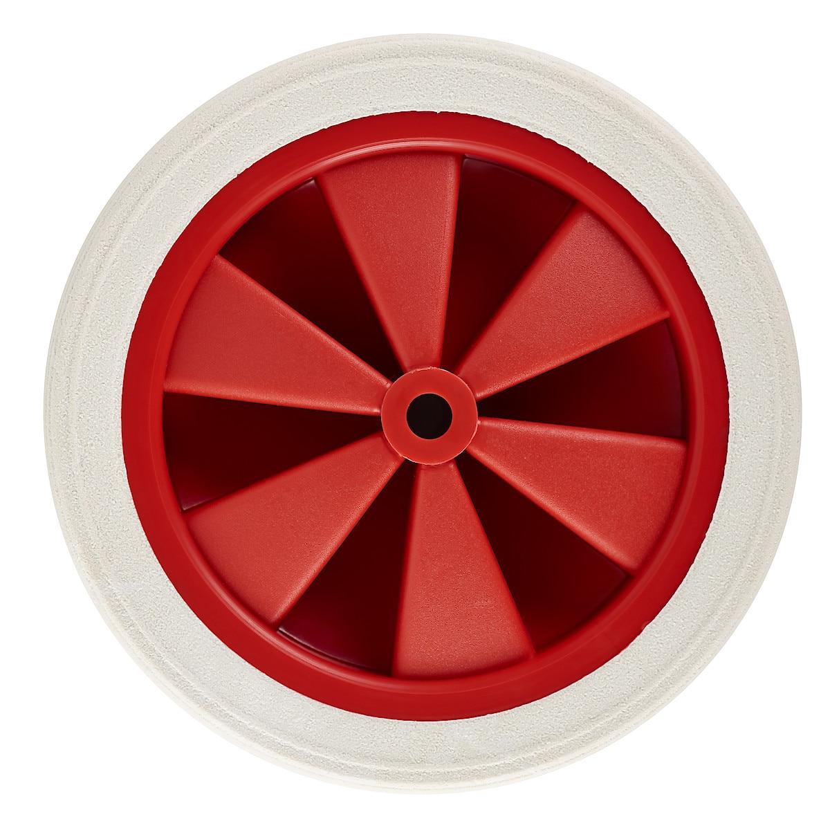 Hobbyhjul med gummibana