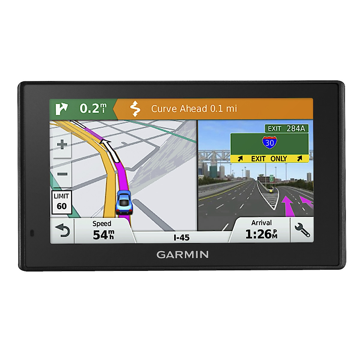 garmin drivesmart 51 lmt d eu gps navigator clas ohlson. Black Bedroom Furniture Sets. Home Design Ideas
