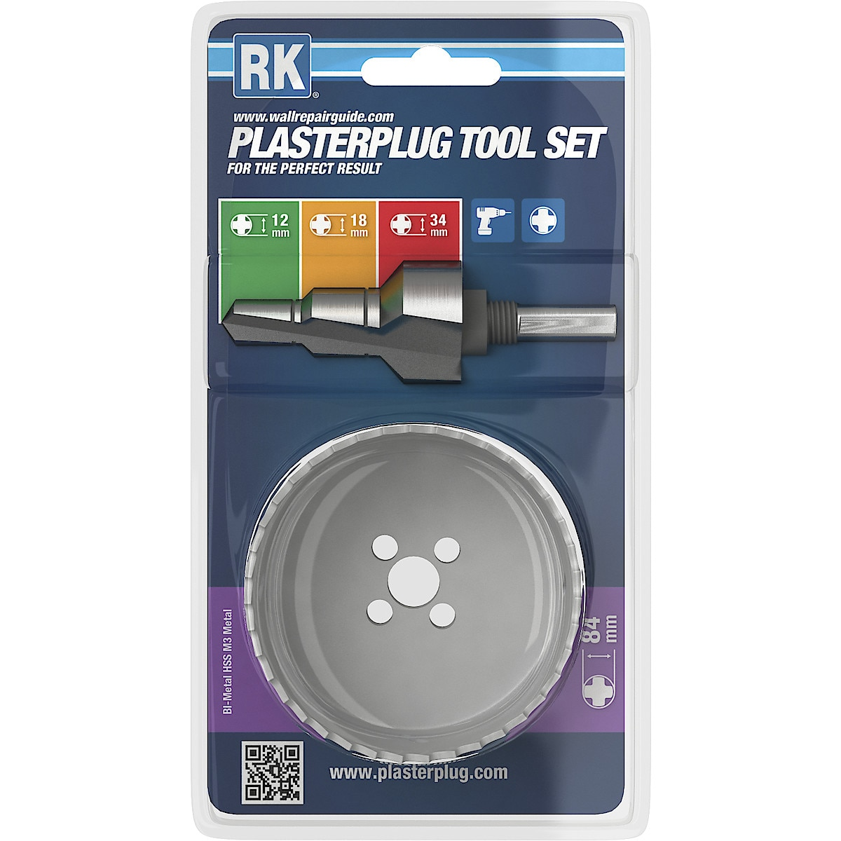 Plasterplug Tool Set RK