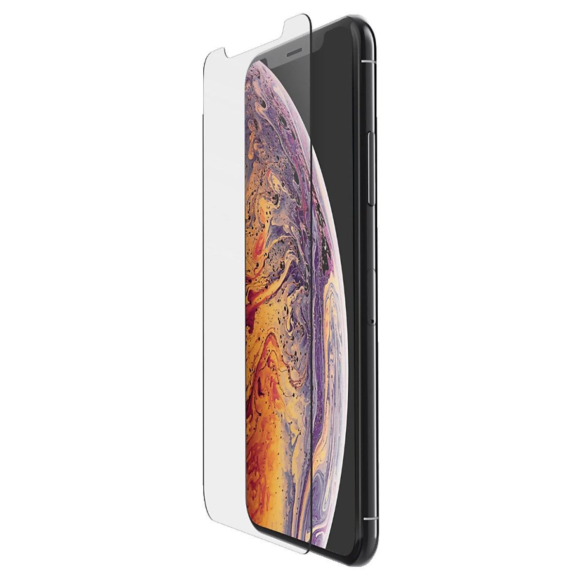 Skärmskydd för iPhone XS Max Belkin ScreenForce InivisiGlass Ultra