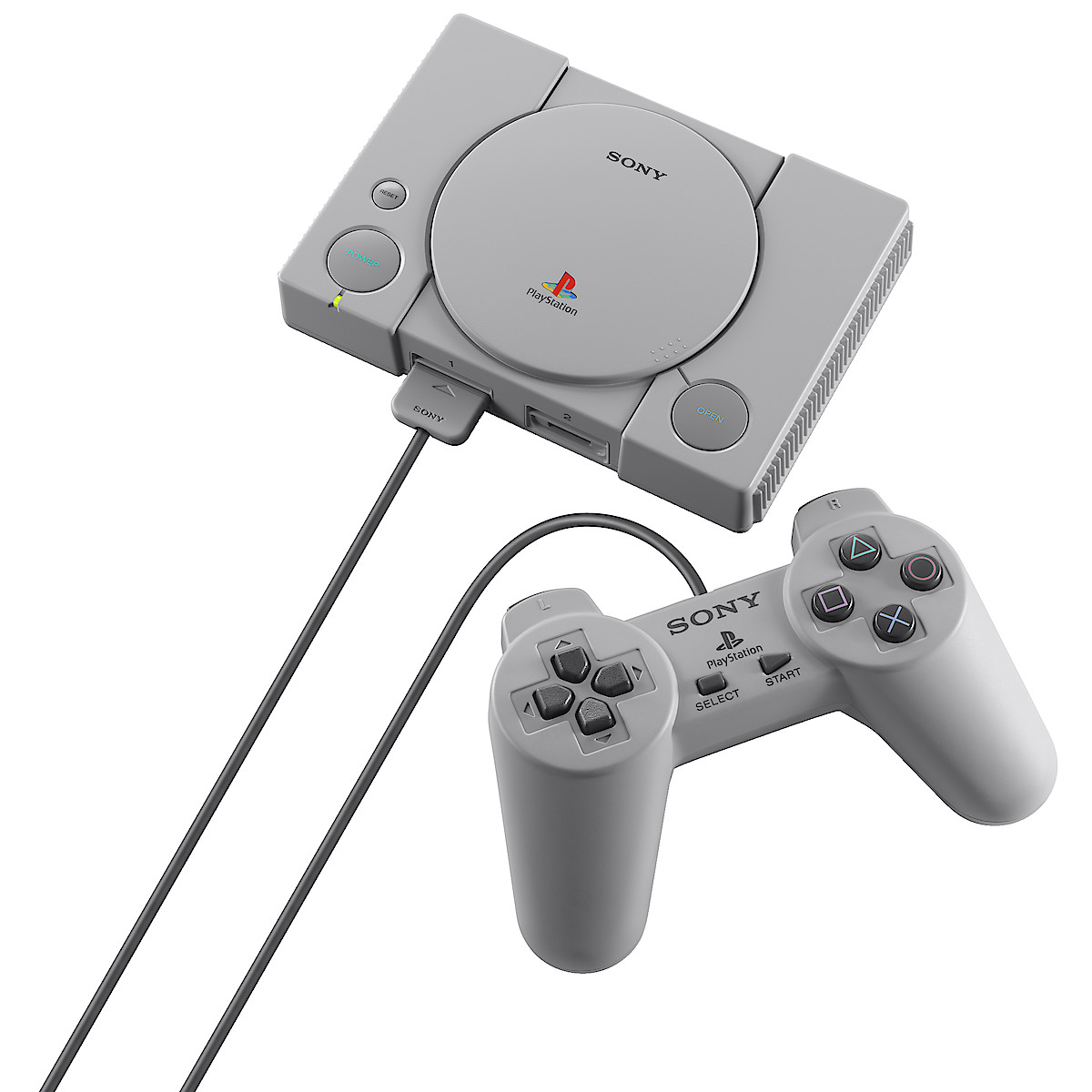 Spelkonsol Sony PlayStation Classic