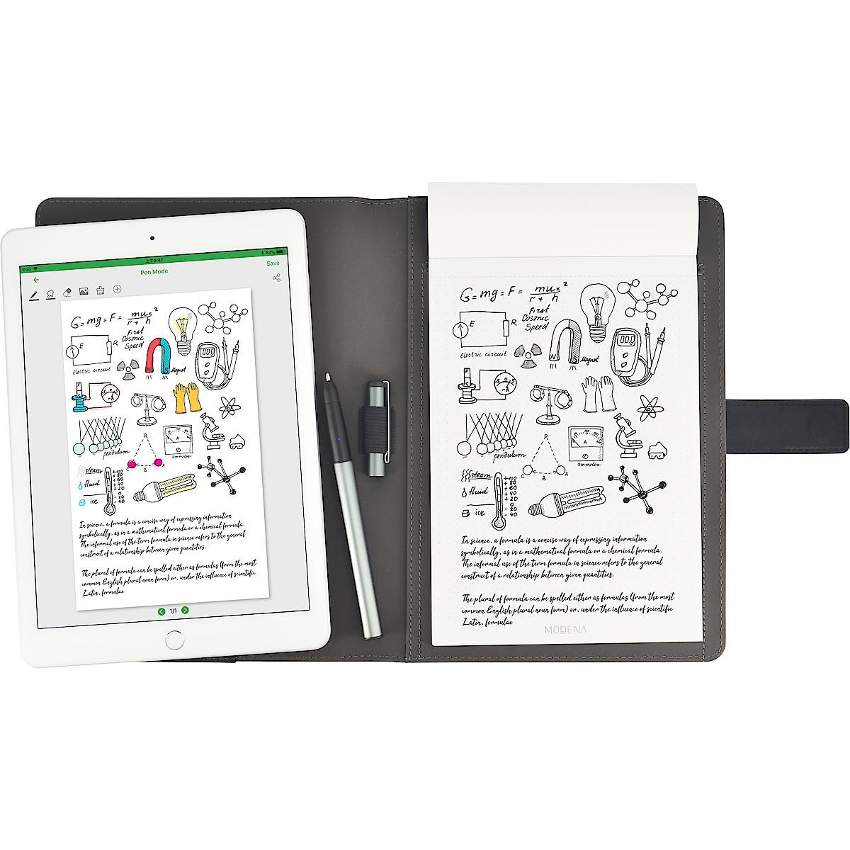 Modena Digital Smart Ink Pen, kulepenn