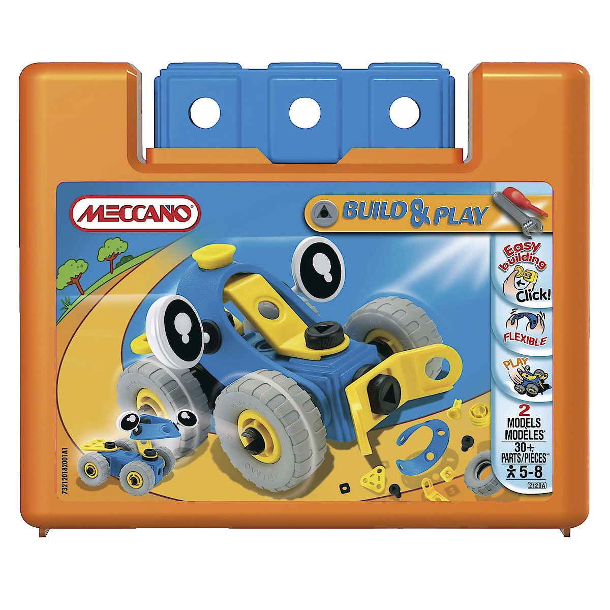 Meccano Build & Play