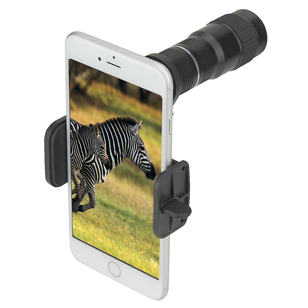Carson HookUpz 6x18 mm objektiv til smartphone