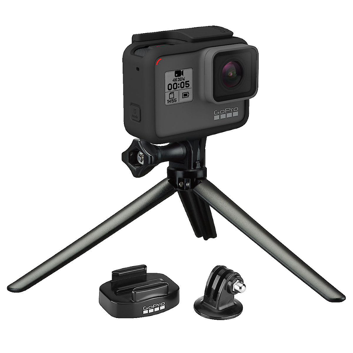 Adaptersats GoPro Tripod Mounts