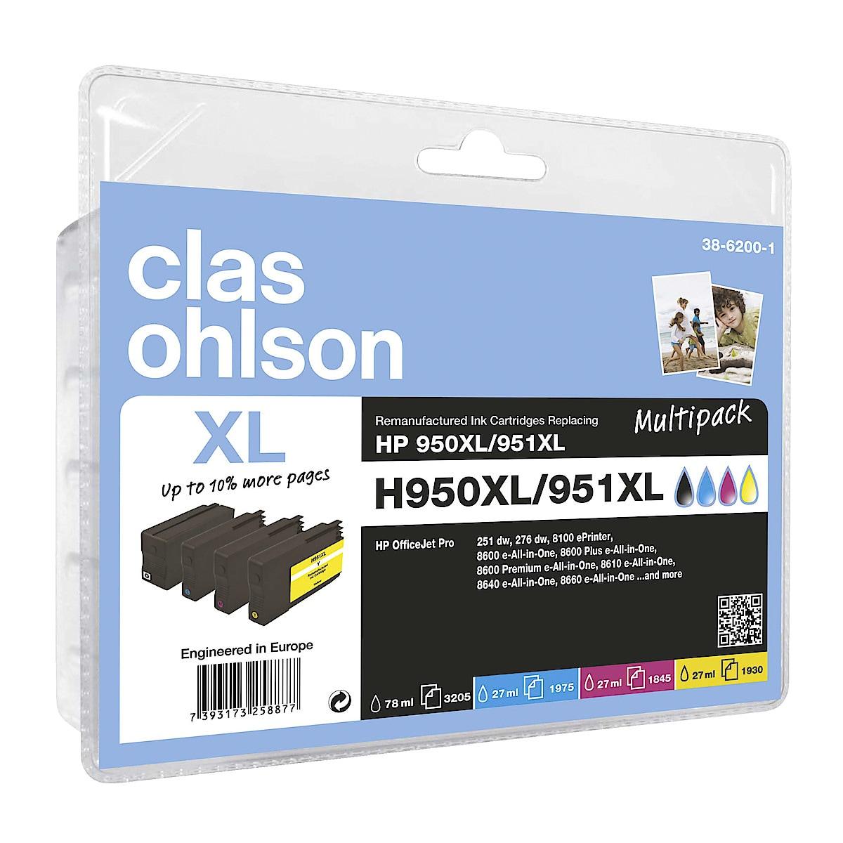 Blekkpatron HP 950/951