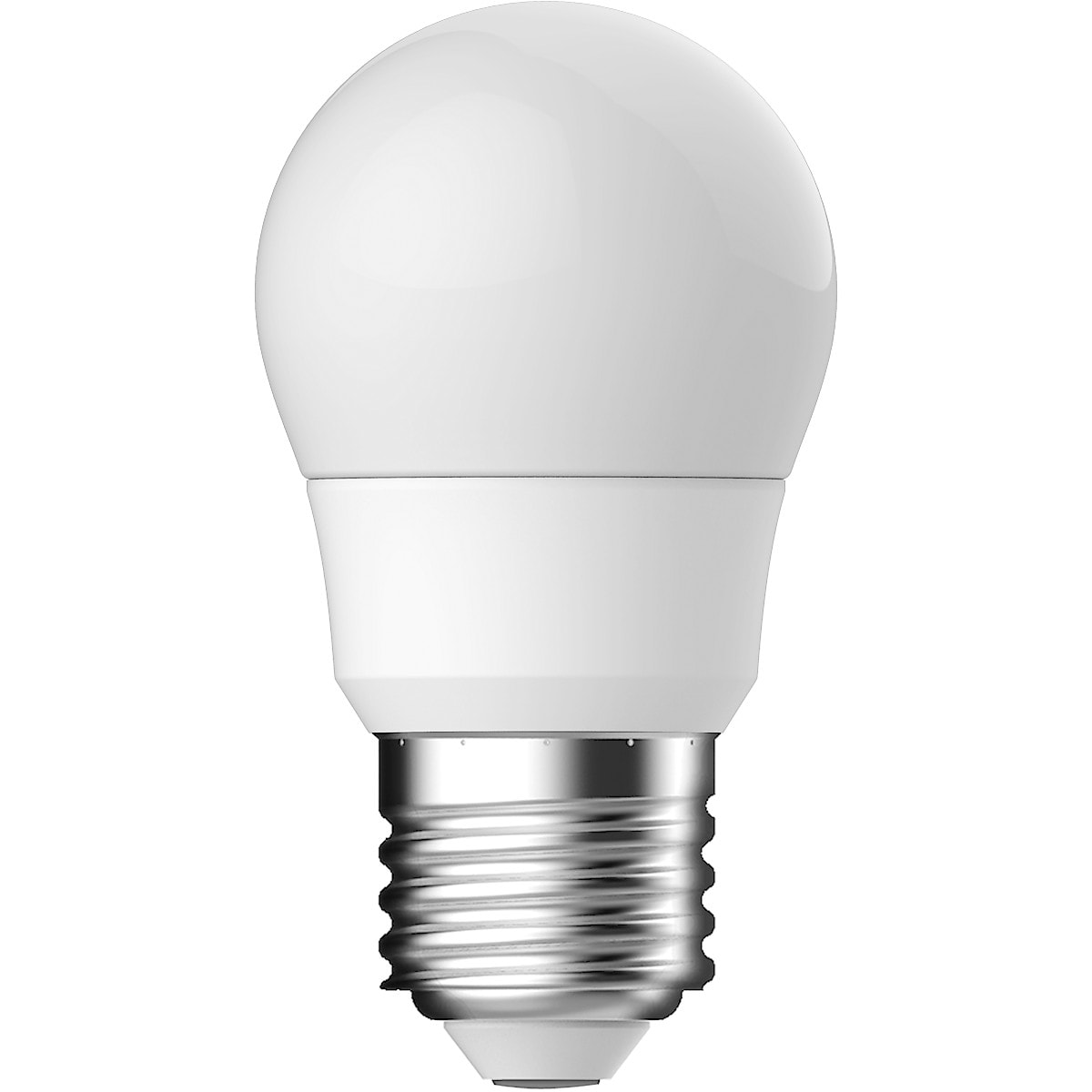 Pallolamppu LED kylmänvalkoinen E27 Clas Ohlson
