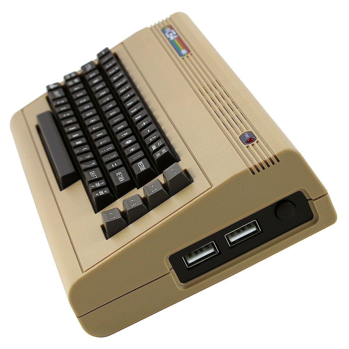 Spelkonsol, C64 Mini