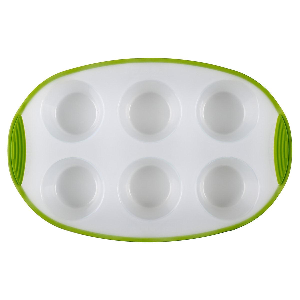 Muffinssivuoka, silikonia