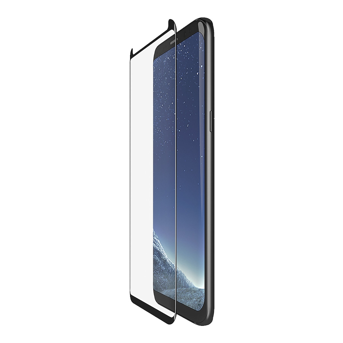 Belkin ScreenForce Tempered Curve, skjermbeskytter til Samsung Galaxy S8